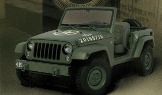 Jeep Wrangler Salute Concept