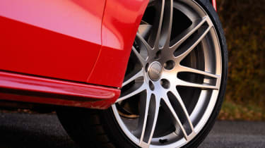Audi A5 3.0 TDI Coupe wheel