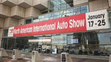 Detroit Motor Show 2015 header