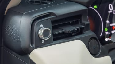 Honda HR-V 2021 - vent