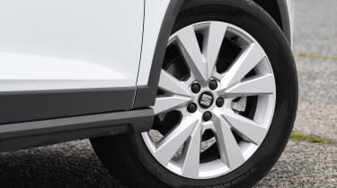 seat arona alloy wheel