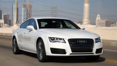 Audi A7 h-tron concept car