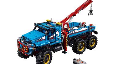 Lego All Terrain Truck