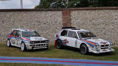 Goodwood Festival of Speed 2018 - BMWs