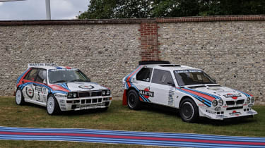 Goodwood Festival of Speed 2018 - BMWs