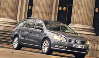 New VW Passat estate