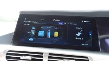Hyundai Nexo - fuel data