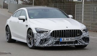 New Mercedes-AMG GT 4-door
