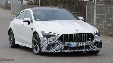 New Mercedes-AMG GT 4-door