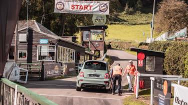 Shelsley Walsh Hillclimb Fiat
