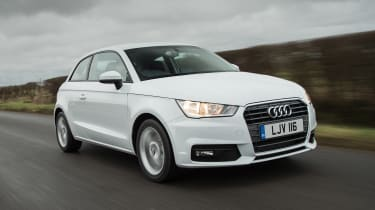 New Audi A1 2015 front