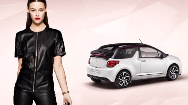 Weird car special editions - DS 3 LeMakeup