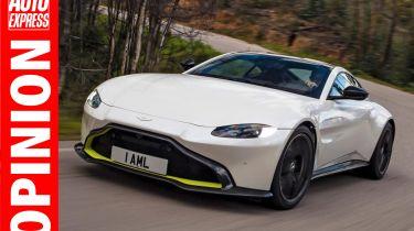 OPINION - Aston Martin Vantage