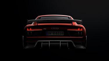Audi Sport Performance Parts R8 rear
