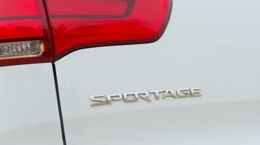 Used Kia Sportage Mk3 - rear light
