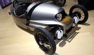 Morgan EV3 - Geneva 2016 - front three quarters