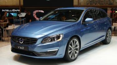 Volvo V60 front