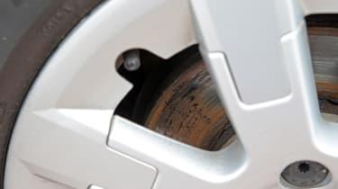 Used Volkswagen Polo - brake disc