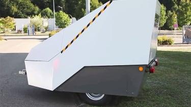 Vitronic Enforcement Trailer speed camera