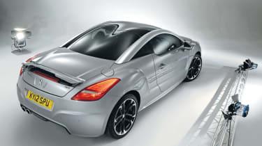 Best Coupe: Peugeot RCZ