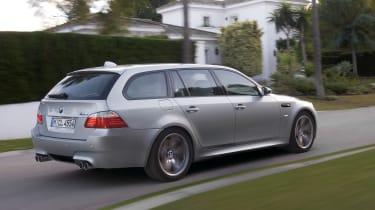 Best BMW M cars ever - M5 V10 Touring