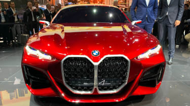 BMW Concept 4 - Frankfurt full front