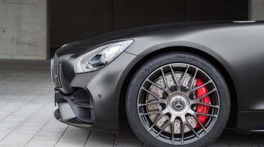 Mercedes-AMG GT C Edition 50 - wheel