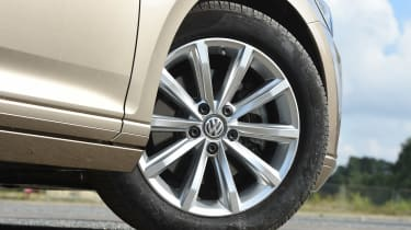Volkswagen Passat Estate - wheel detail