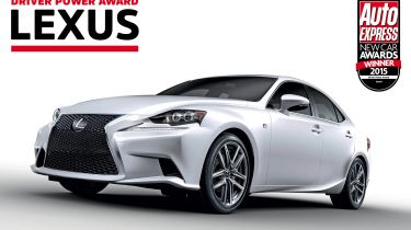 Lexus - awards