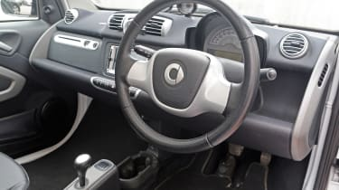 Used Smart ForTwo - interior