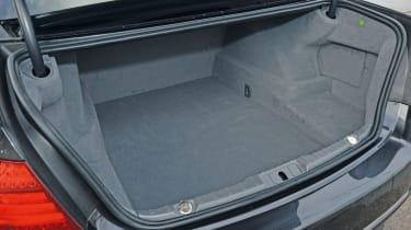 BMW 730Ld boot