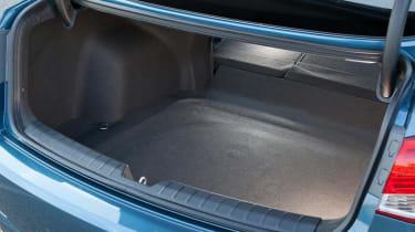 Hyundai i40 boot