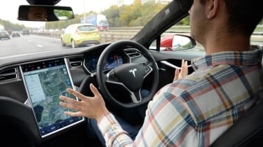 Best motoring features 2016 - driverless cars
