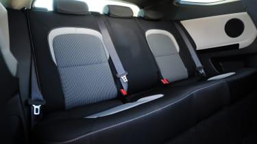 Kia Pro_cee'd 1.6 CRDi seats