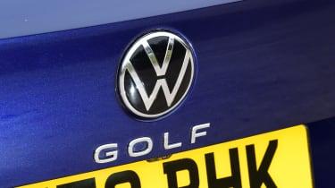 Volkswagen Golf Estate - badge