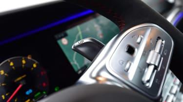 Mercedes-AMG CLS 53 - steering wheel details