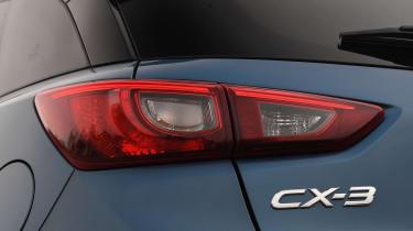 CX-3 - rear light