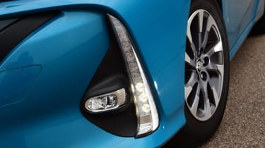 Toyota Prius - light detail