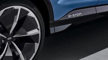 Audi Q4 e-tron concept - wheel