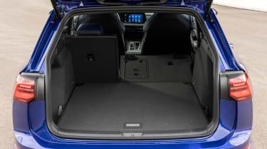 Volkswagen Golf R Estate - boot