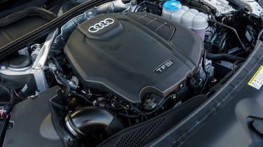 Audi A5 - engine