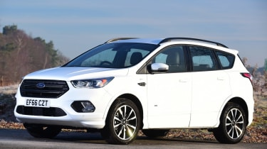 Used Ford Kuga Mk2 - front static