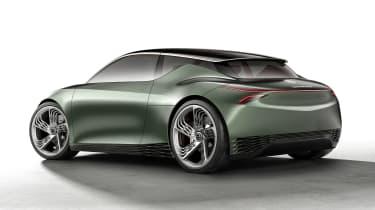 Genesis Mint Concept - rear studio