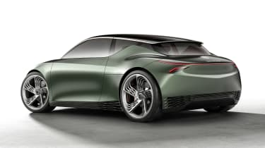 Genesis Mint Concept - rear studio
