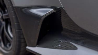 Aston Martin Vantage GT12 Roadster - vent