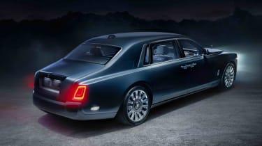 Rolls-Royce Phantom Tempus - rear