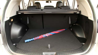 Kia Sportage 1.7 CRDi boot