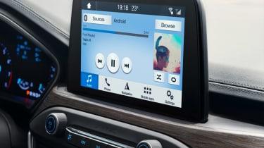 Ford Focus - infotainment