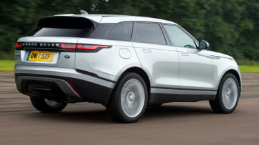 Range Rover Velar - rear action