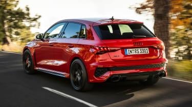 Audi RS 3 Sportback - rear